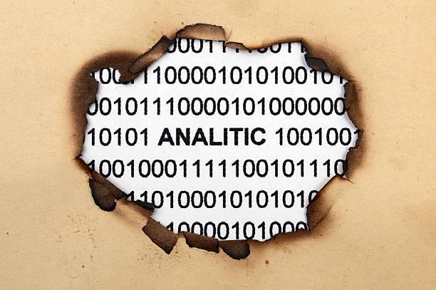 Analitics - foto de stock