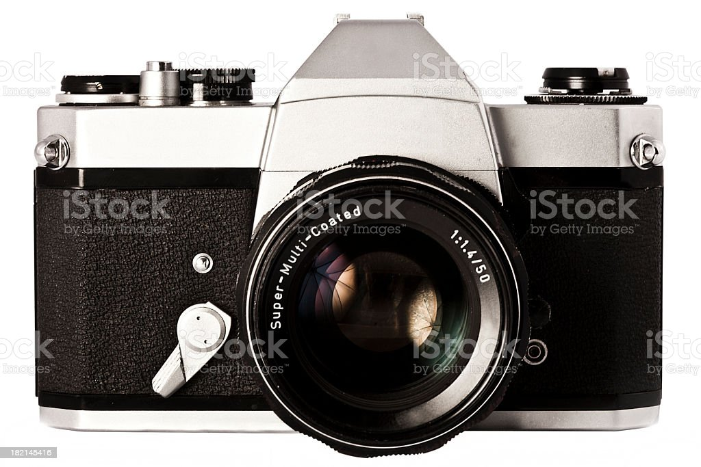 SLR Analoge royalty-free stock photo