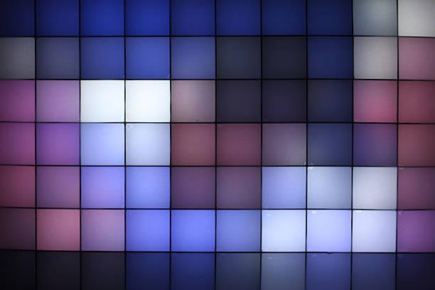 analógico fondo píxeles - video modelo fotografías e imágenes de stock