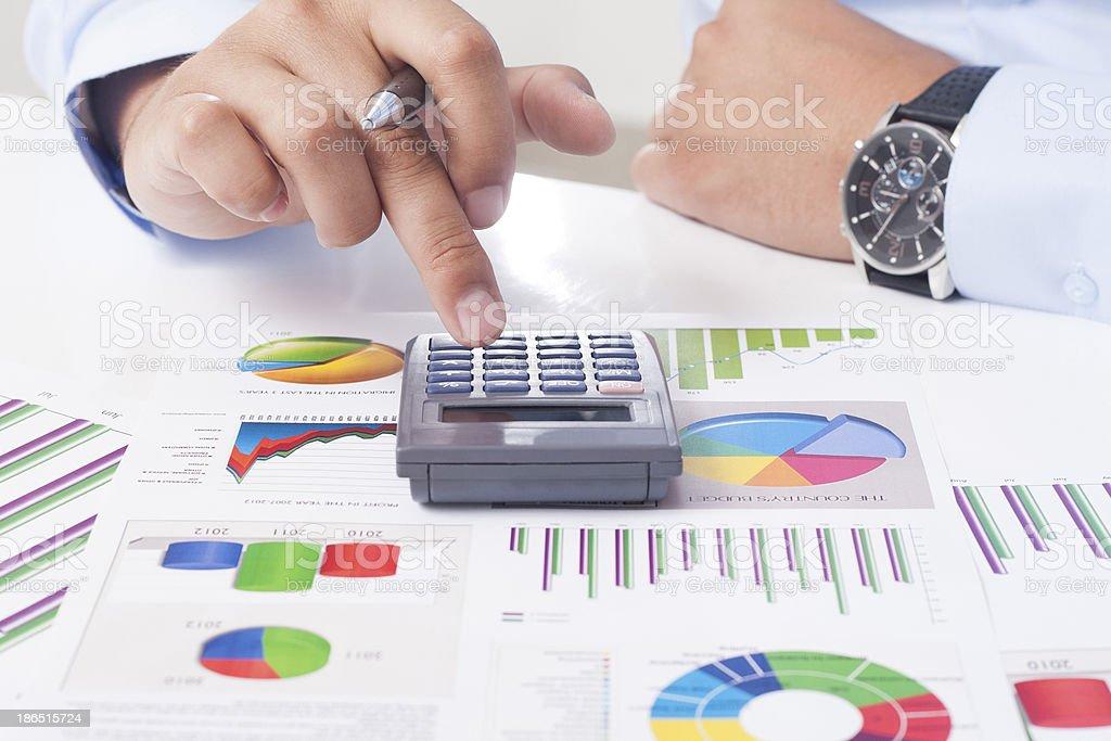 Analysis royalty-free stock photo