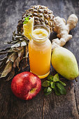Ananas, Apple and Pear Juice