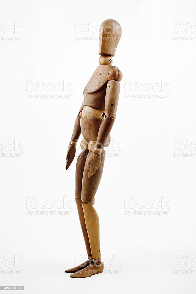 Anatomical Model For Artists stock photo 464190127 | iStock