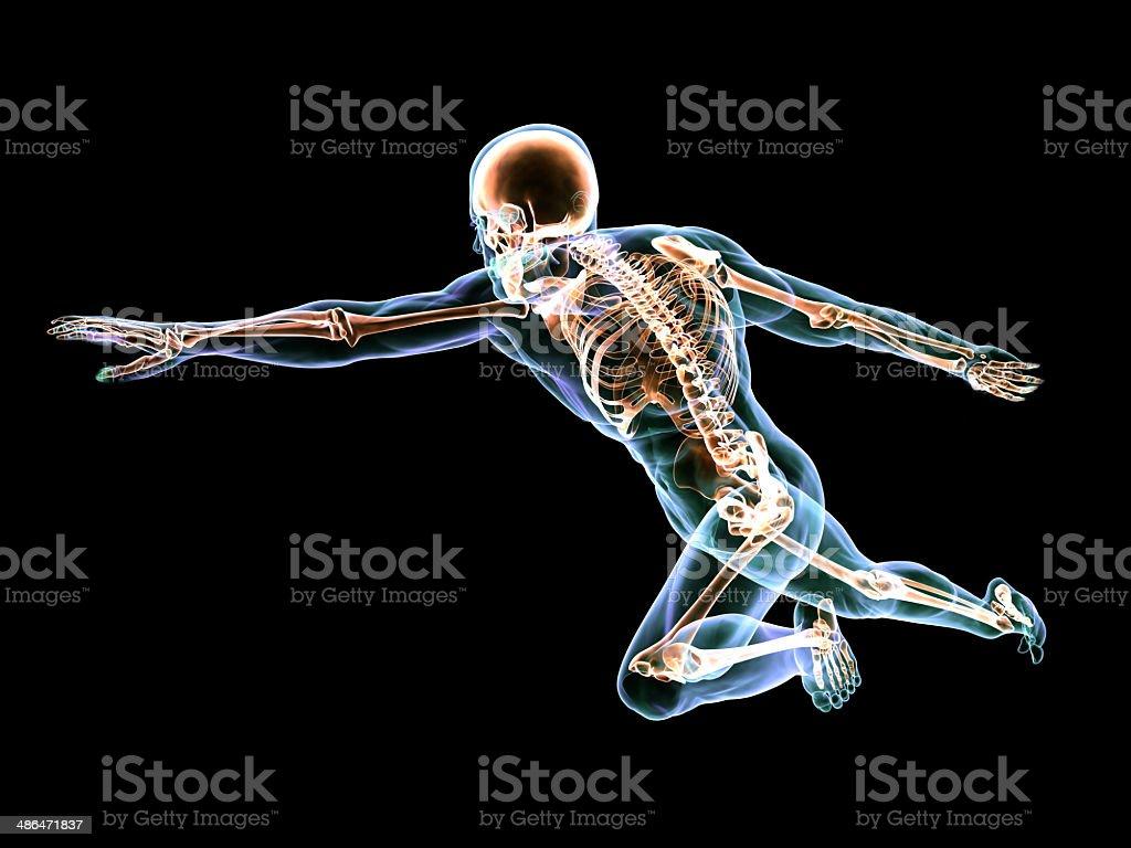 Anatomie der ein Superheld – Foto