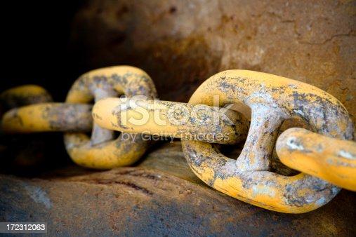 istock Anchor Chain Detail 172312063