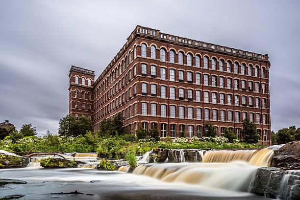 Anchor Mill - foto de acervo