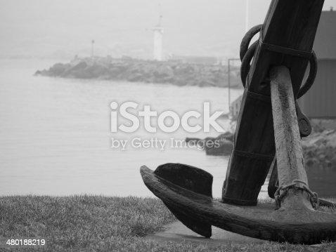 istock Anchor ohoy 480188219