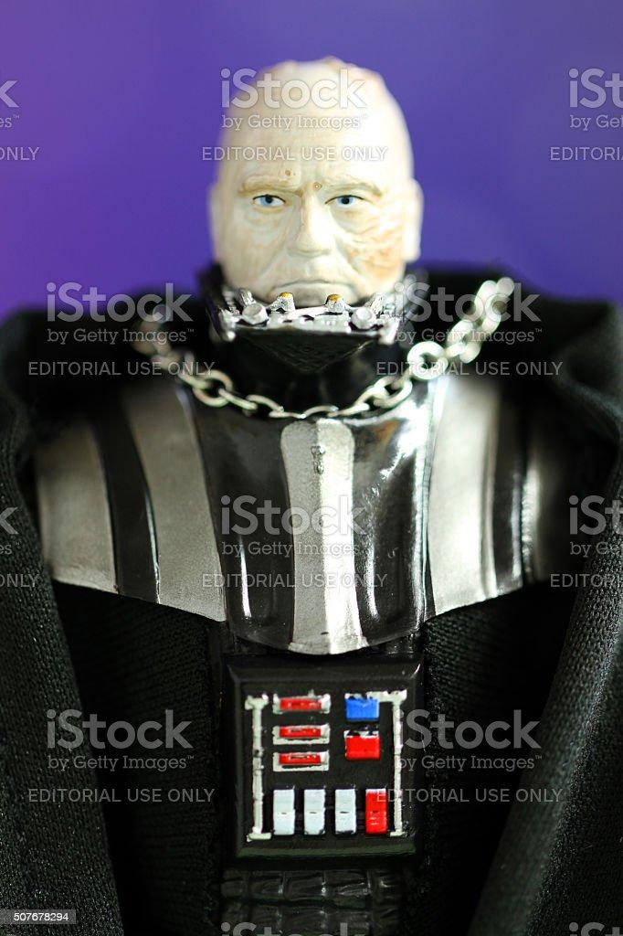 Ancient Anakin stock photo