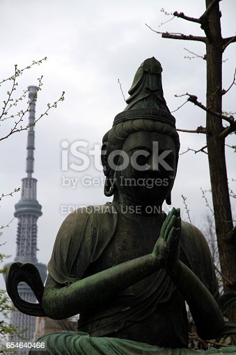 464620985 istock photo Ancient and Modern 654640466