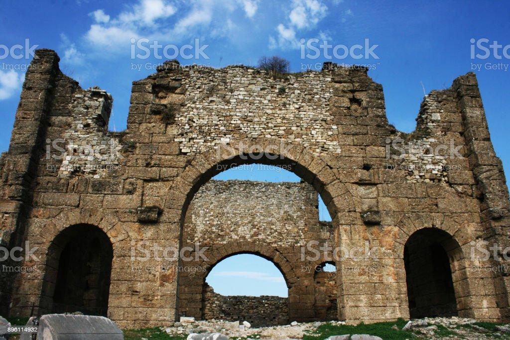 Antik Mimarlık stok fotoğrafı