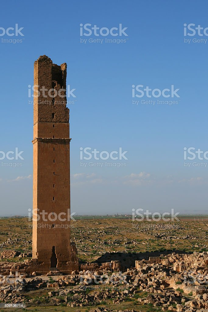 ancient astrological tower stock photo