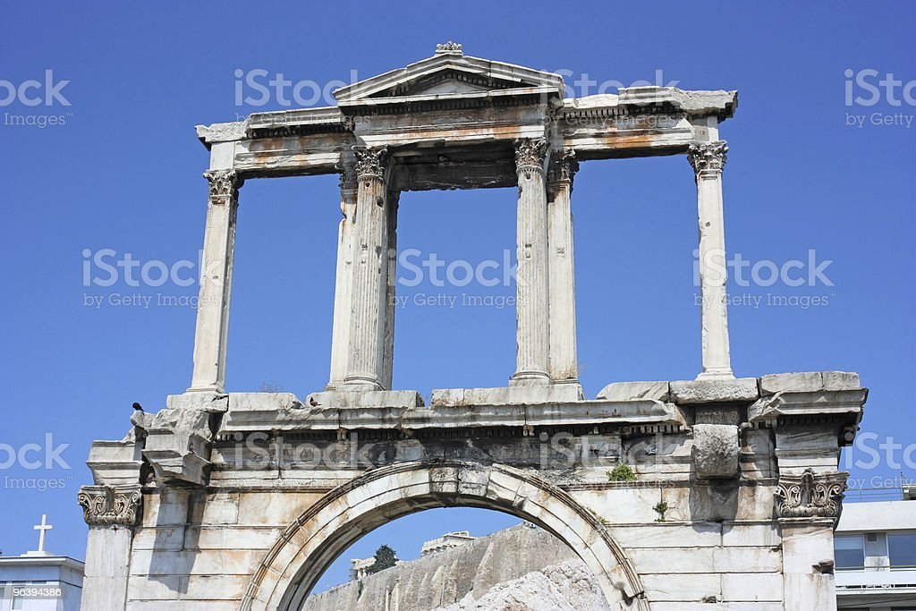 Ancient Athens - Royalty-free Ancient Stock Photo