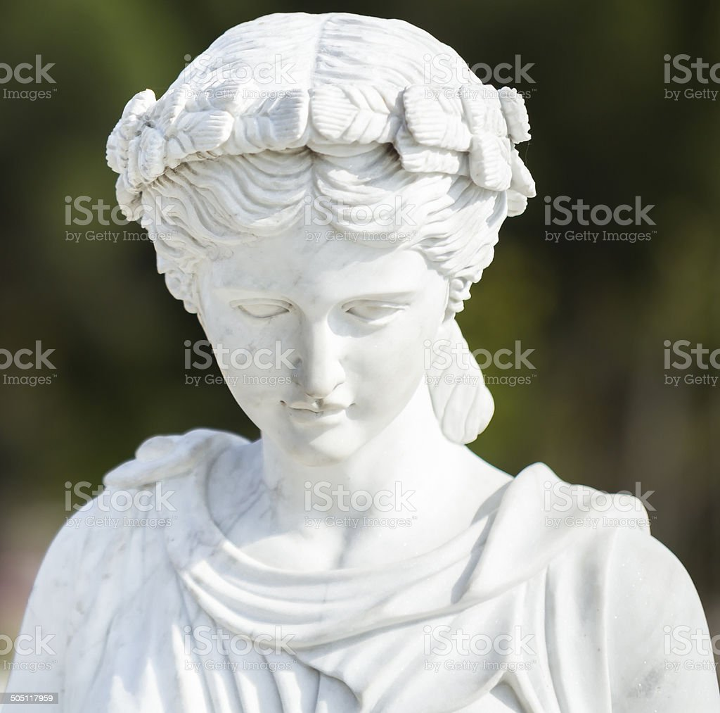 Ancient Beauty stock photo