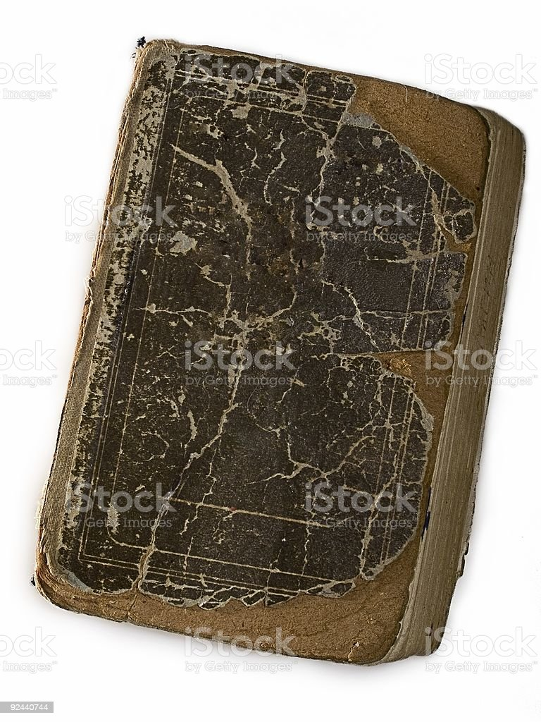 Ancient book 2 royalty-free stock photo