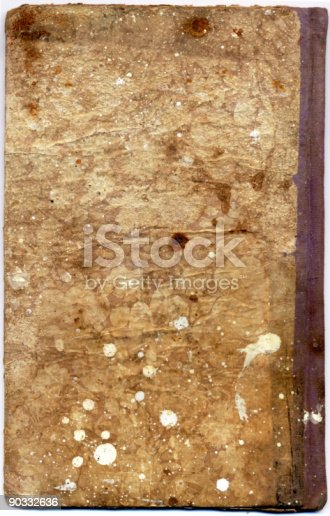 istock Ancient Book Cover XXL 90332636