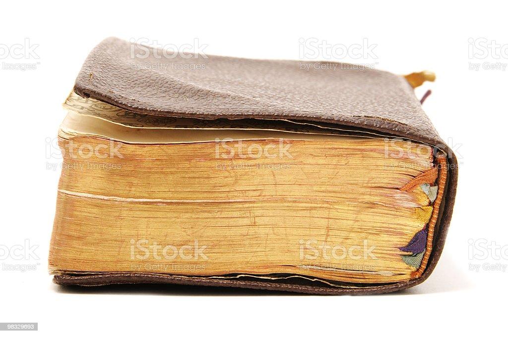 Libro antico foto stock royalty-free