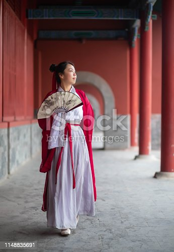 istock Ancient Chinese young students 1148835691