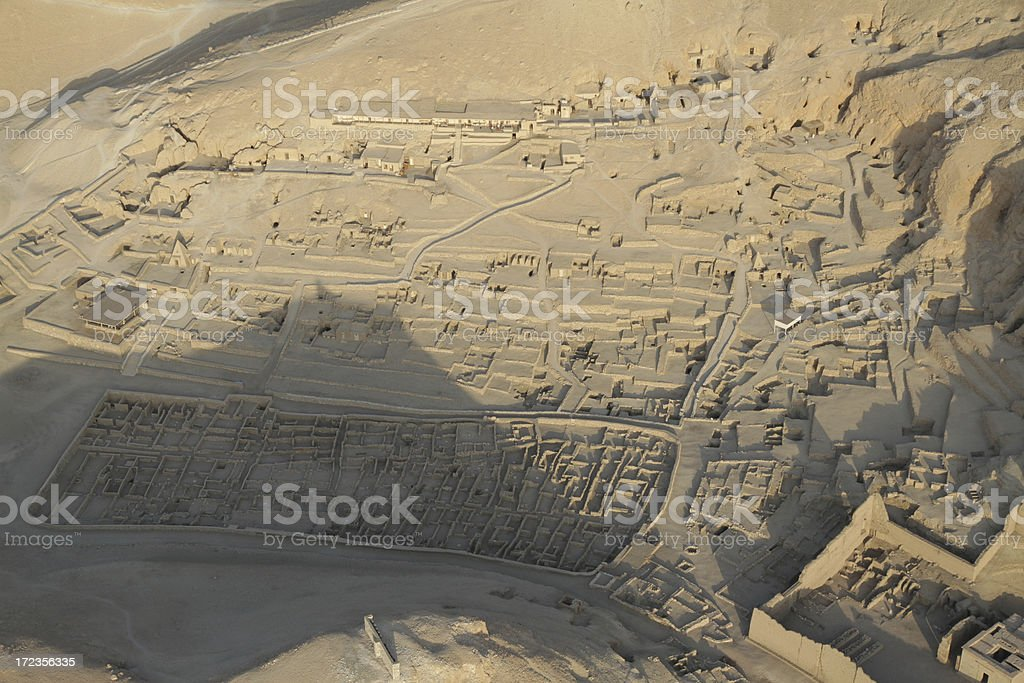 Ancient Civilization in Egypt royalty-free stock photo