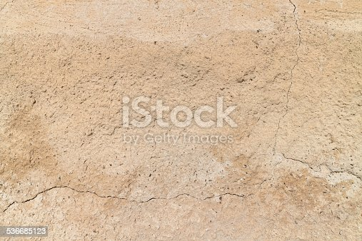 Ancient clay wall texture background.