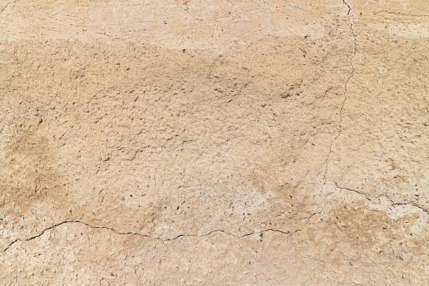 argile antique mur de la texture. - adobe photos et images de collection