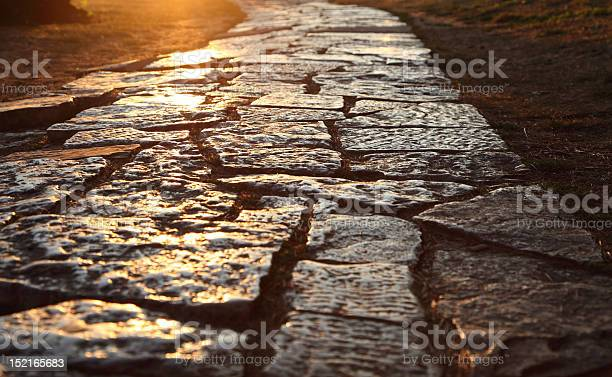 Roman,antique,road,ancient,architecture - free photo from