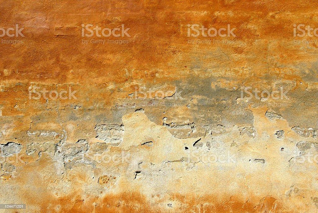 Ancient Copenhagen Wall royalty-free stock photo