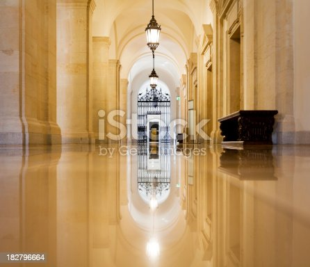 istock Ancient Corridor 182796664