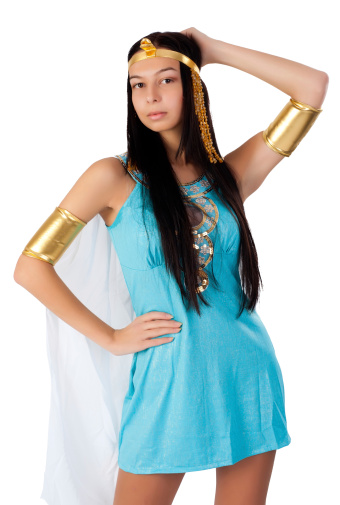 1137329370 istock photo Ancient Egyptian woman - Cleopatra 510693851