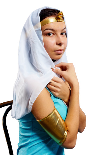 1137329370 istock photo Ancient Egyptian woman - Cleopatra 510903659
