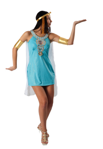 1137329370 istock photo Ancient Egyptian woman - Cleopatra 511348783