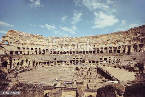 Ancient Entertainment Center - The Roman Colosseum