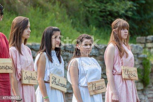istock Ancient Festival 477436022