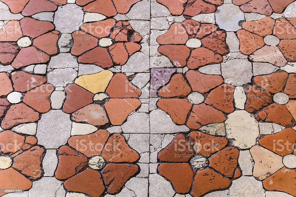 Ancient Floor royalty-free stock photo