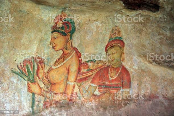 Ancient frescos