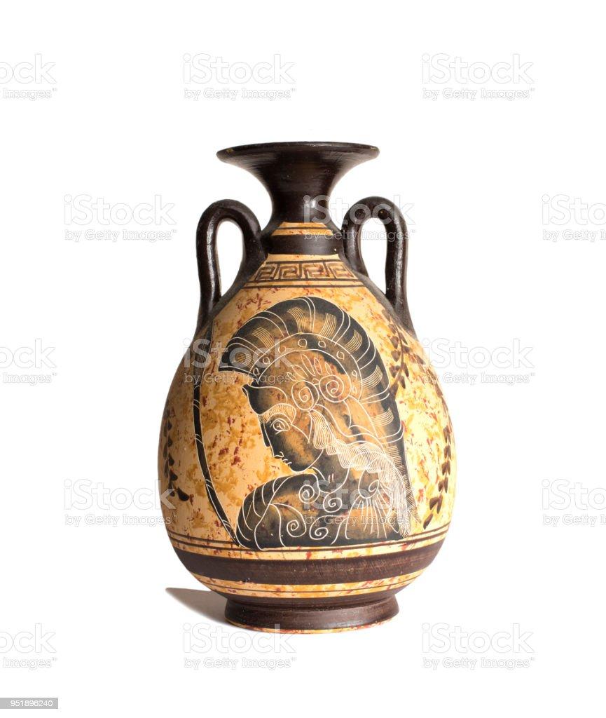 Amphore grecque antique pour le vin - Photo