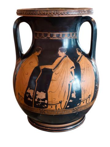 Antique Vase (Clipping Path)