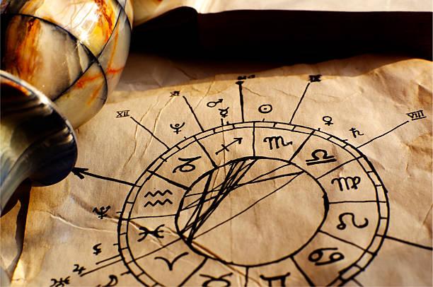 Alte Horoskop – Foto