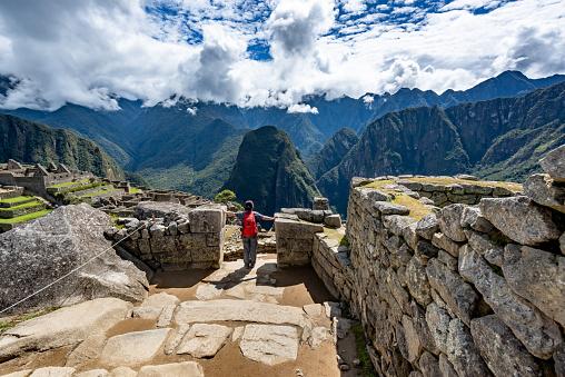 istock Ancient Inca Ruins Of Ollantaytambo In Peru 1129065945