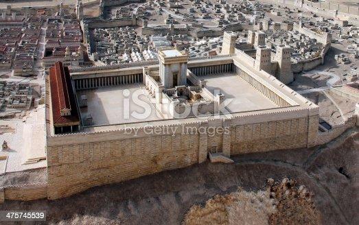 ancient Jerusalem. Israel