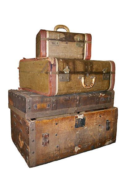 Alte Gepäck – Foto