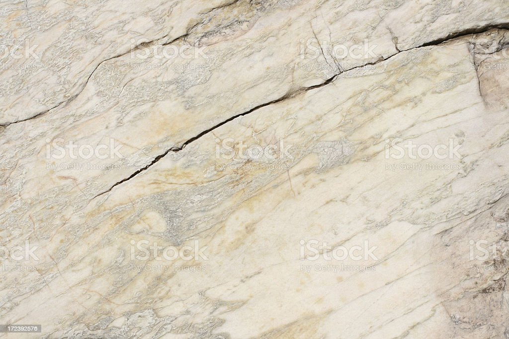 Ancient marble texture from Roman Forum royalty-free stock photo
