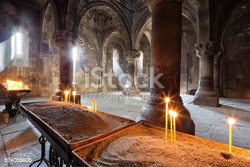 istock Ancient Monastery, Armenia 524068605