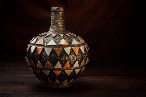 Ancient Moroccan vase – Foto