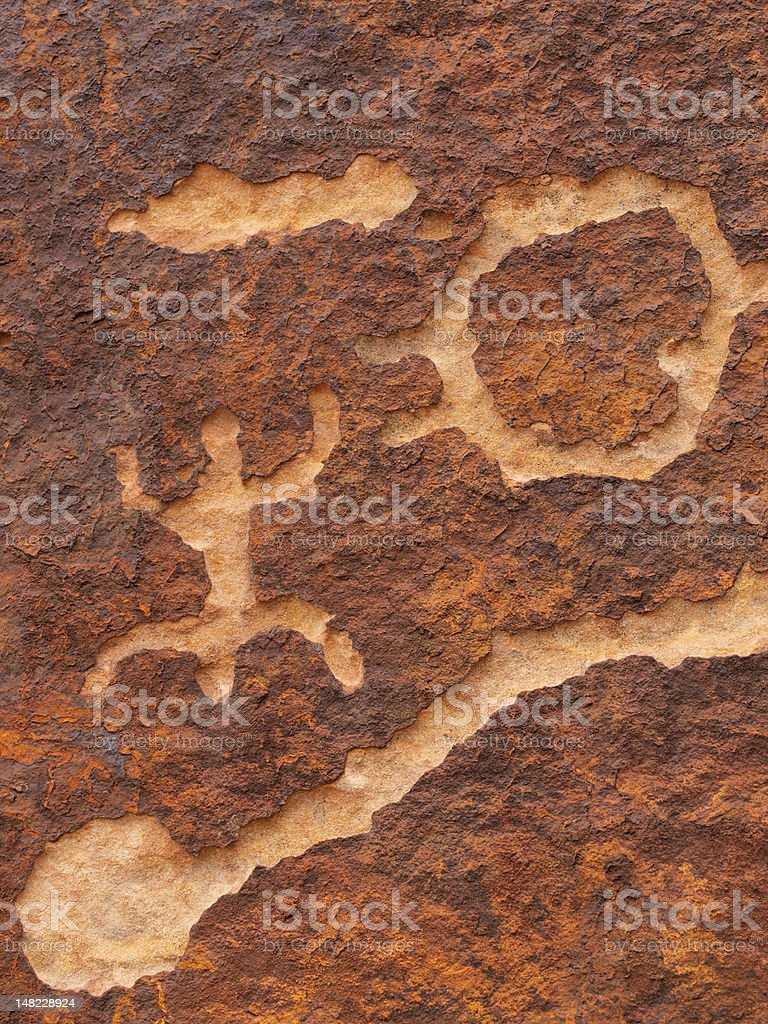 Ancient ones royalty-free stock photo