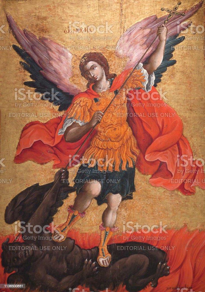 大 天使 ミカエル
