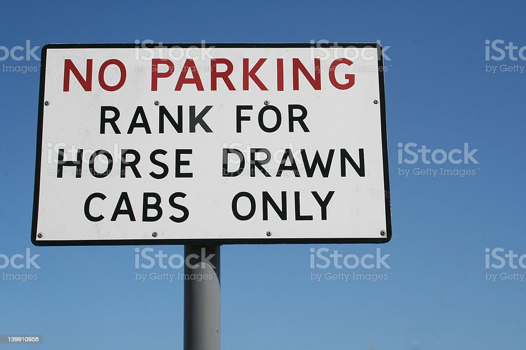 Ancient Right of way royalty-free stock photo