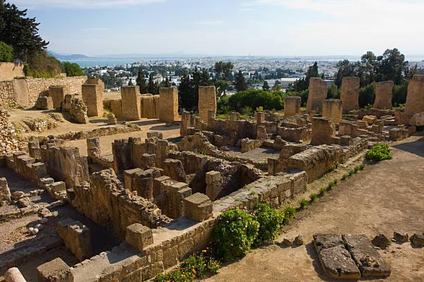 Antike Ruinen von Karthago – Foto