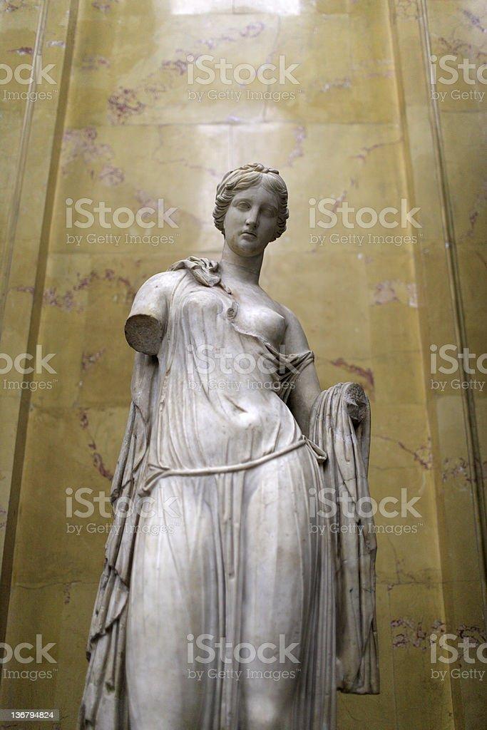 Alte Skulptur der Aphrodite – Foto