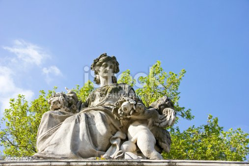 it is is estimated that the sculpture made ​​by Victor Horta in Denkmal Place des Martyrs