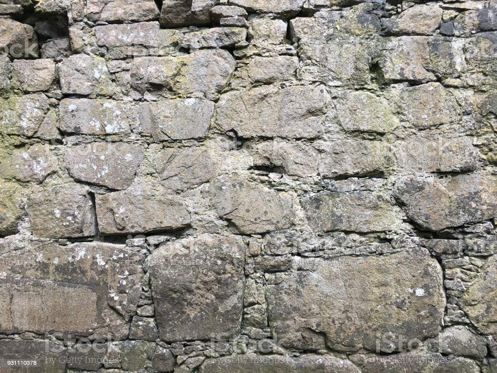 Antik taş duvar - Royalty-free Antik Stok görsel