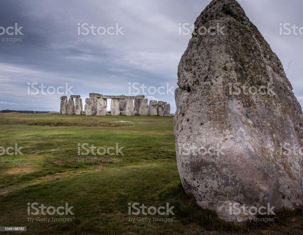 Ancient Stones of Past ii stock photo